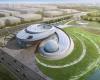 Новый планетарий для Шанхая