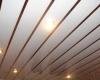 Комплект реечного потолка можно установить самостоятельно