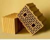 Какая толщина стены из керамзитобетонных блоков?